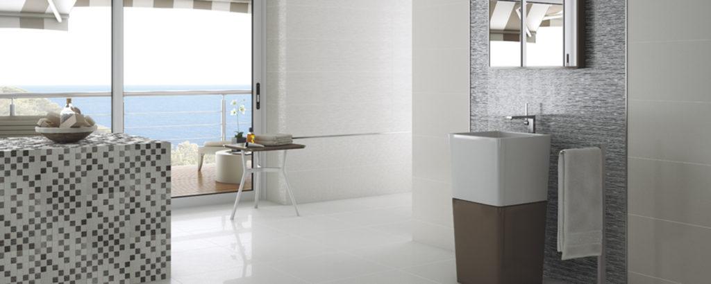 azulejo blanco brillo mate 30 x 60 casa maravilla