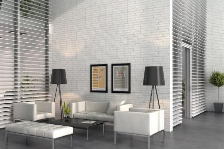 Brick 360 white